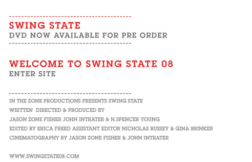 Launch SWINGSTATE08.com